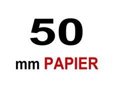 50mm Breite Papier