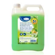 HYGSOFT Flüssigseife für Spender Apfel & Birne, 5 Liter