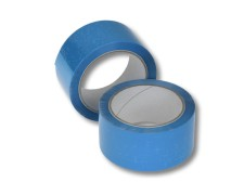 Klebeband Packband PP Acrylatkleber geräuscharm 50mm/66m, türkis