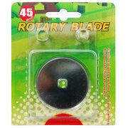 Ersatzmesser für Rotationsmesser Rollmesser Roller Blade mit Durchmesser 45mm