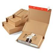 Universalverpackung CP020.14 MUWE 364, 330x270mm Höhe 1-80mm, für C4+, braun