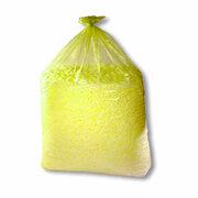 Müllsäcke 240 L 630 + 520 x 1500mm Typ 40 = 24 my HDPE stabil gelb, 200 Stk.