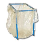 Seitenfaltenmüllsäcke Styroporentsorgungssäcke  700+600x1500mm 500 liter 70 Stk.