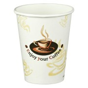 Kaffeebecher Premium Coffee to go - ENJOY YOUR COFFEE, 200 ml,  50 Stk.