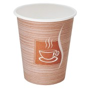 Kaffeebecher CofeToGo Pappbecher KAFFEEPAUSE 12oz 300 ml, 50 Stk.