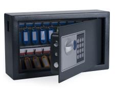 Schlüsselkasten High Security für  20 Schlüssel mit elektronischem Zahlenschloss