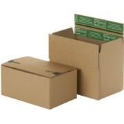 Flixbox Return Premium, 250 x 155 x 110 mm, 2. Klebestreifen, A5+