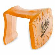 WC-Duft-Einhänger, orange, Mango Duft