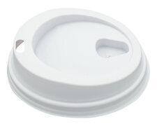 Domdeckel passend für Automatenbecher + CoffeeToGo- 180ml mit 70,3mm Ø, 100 Stk.