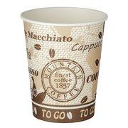 Automatenbecher Kaffeebecher 80mm Ø  Coffee Mountain 200 ml  75 Stk.