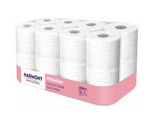 Toilettenpapier WC-Papier natur 2-lagig Harmony Professional  156 Blatt 16 Stk.