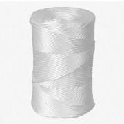 Packschnur, Kordel, Bindfaden, PP, stark, weiß, 1.5mm, 400 Meter