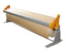 Packpapierabroller für Wand- oder Tischmontage 700 bzw. 750 mm Arbeitsbreite