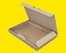 Spezialkarton für Post.at PremiumLight, 252x186x24mm für Din A5/B5, braun
