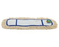 Wischmopp aus Baumwolle extra saugstark mit Borsten 40 cm, weiß