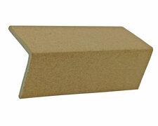 Kantenschutzwinkel aus Hartpappe 35x35x3mm, braun, Länge 1400mm