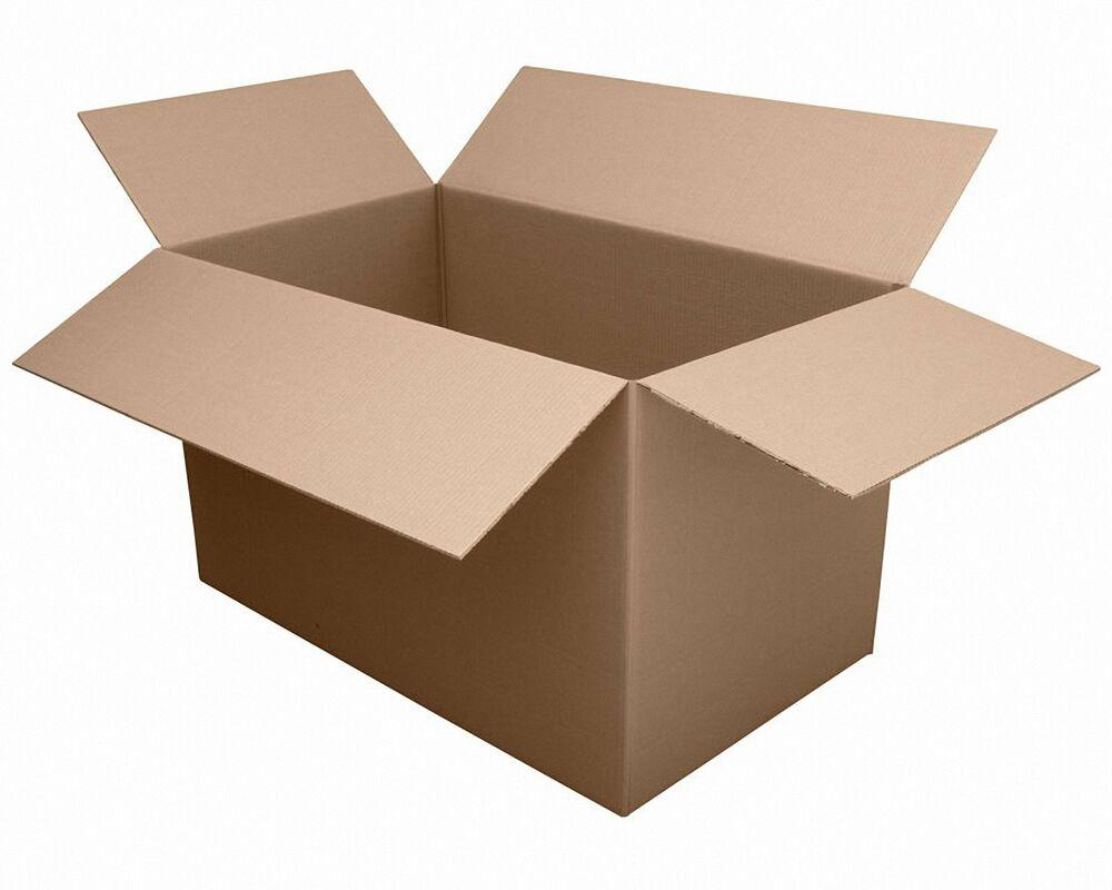 Faltkarton 2-wellig 400 x 300 x 200 mm; Karton; Pappkarton; Versandkarton; Nr.