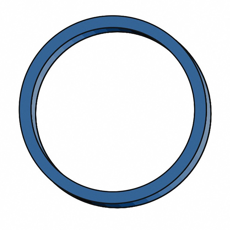 Gummiringe Gummibänder Ø  20mm, 1mm in blau, ca. 370 Stk., 50 gr.