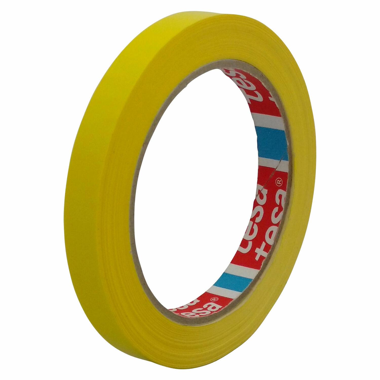 Klebeband Markierungsband tesafilm 4204 PVC, 12mmx66m, gelb