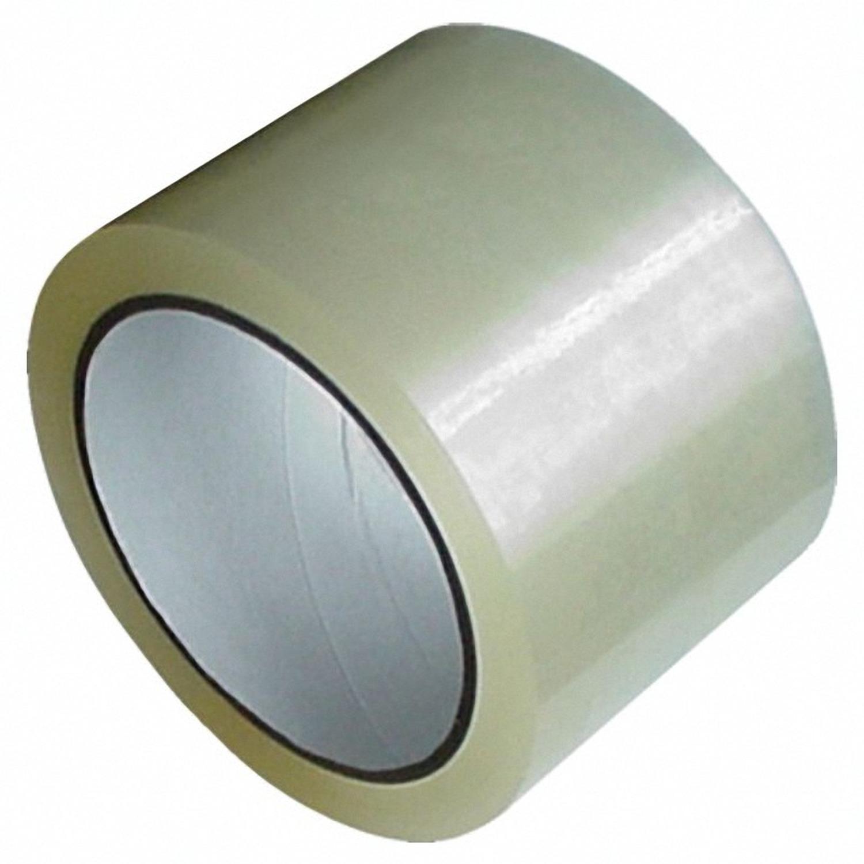 1-PACK Packband Klebeband OPP-909NN, 75 mm x 66 m, Low Noise transparent