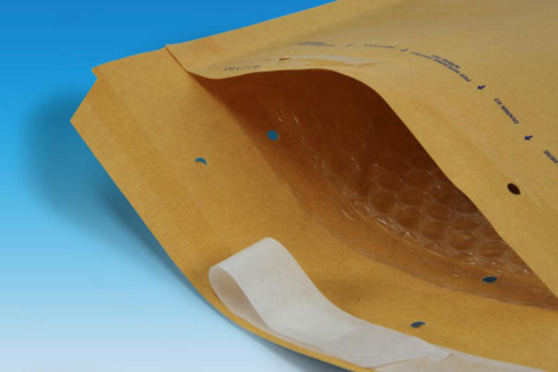 AROFOL CLASSIC Luftpolstertasche  4/D-14, 180x265mm, für B5, braun