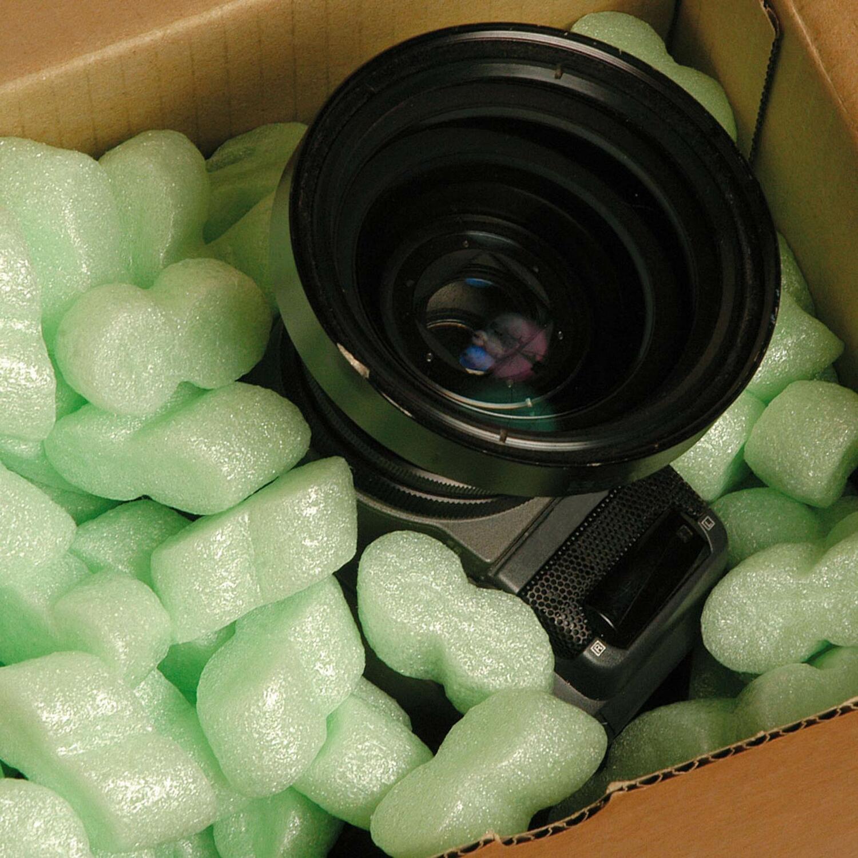 FLO-PAK GREEN Verpackungschips, 400 liter