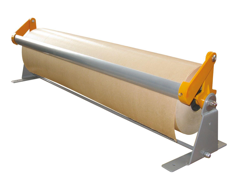 Packpapierabroller für Wand- oder Tischmontage 500 mm Arbeitsbreite