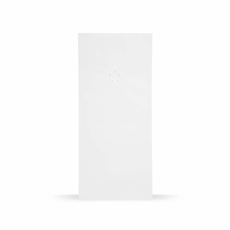 Quad Bags 120x90x290 mm mit Aromaschutzventil, 500g, weiß, 1000 Stk.